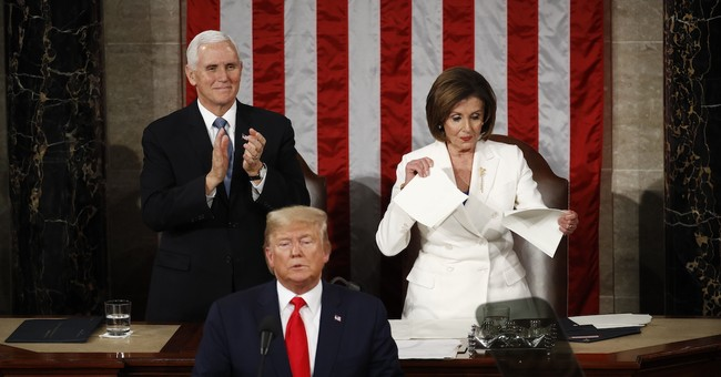 Trump Delivers A Powerful But Divisive State Of The Union Message
