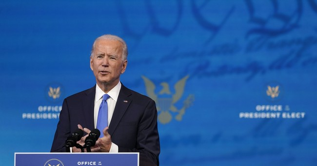 Yeah, Even Biden's People Pretty Much Admit This 'Unity' Push Is Dead