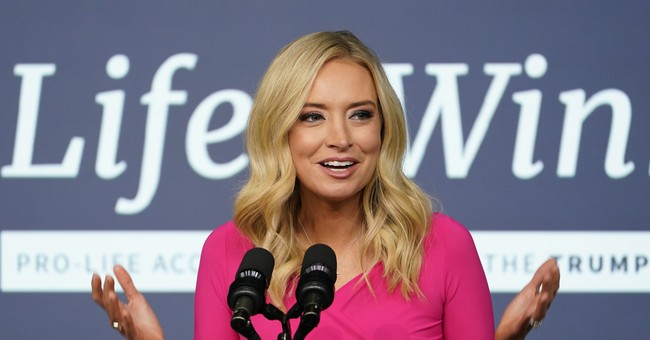 Kayleigh McEnany Gets New Gig at Fox News As a Contributor