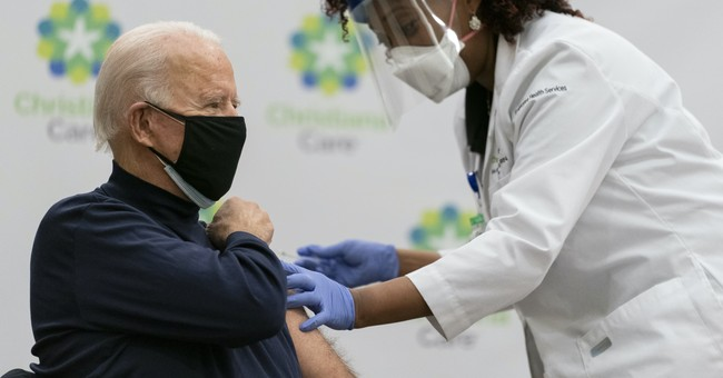 Joe Biden: COVID Vaccine Won't Prevent the 'Darkest Days' Being Ahead of Us