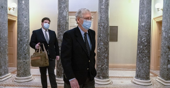 Leader McConnell: Coronavirus Package with $2,000 Checks Has 'No Realistic Path' to Senate Approval