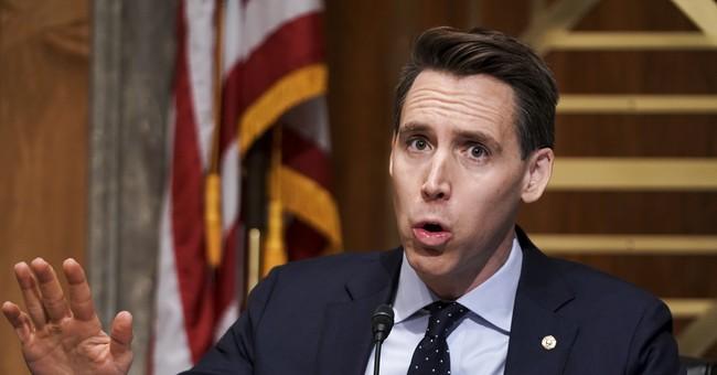 Hawley Raises Ethics Questions Surrounding Seven Democrats