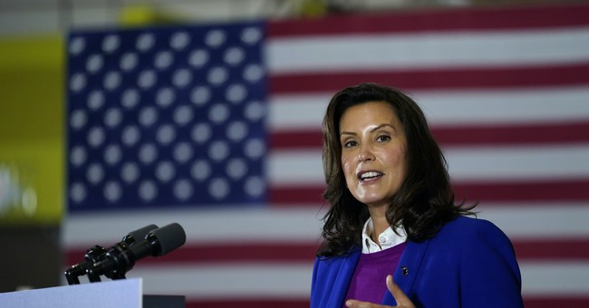 Biden Taps Gov. Whitmer for Role at DNC While Her State Continues to Suffer from COVID Restrictions