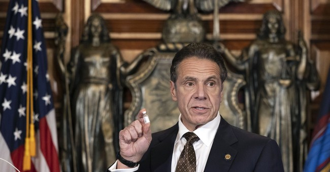 Biden Is President...So Now Cuomo Aides Confess They Cooked the Books on NY's COVID Deaths