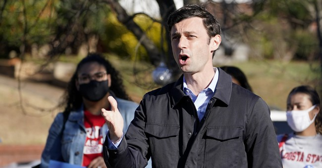 Ossoff: Republicans' Voter Fraud Efforts Are a 'Echo of the Legacy of Jim Crow'