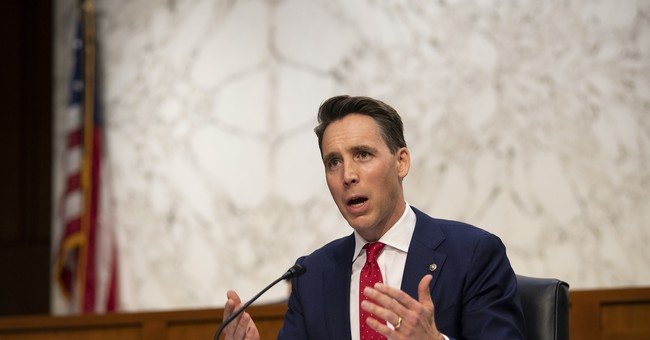 Hawley Answers Whether He's Planning a 2024 Presidential Run