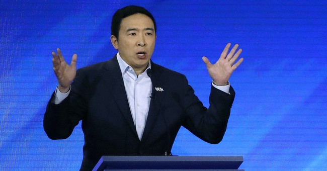 Andrew Yang Departs Democratic Primary