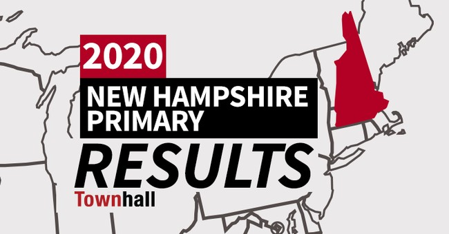 LIVE: New Hampshire Primary Results