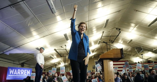 Warren Brags About a College Student Donating Half of What's Left in Her Bank Account to Her Failing Campaign