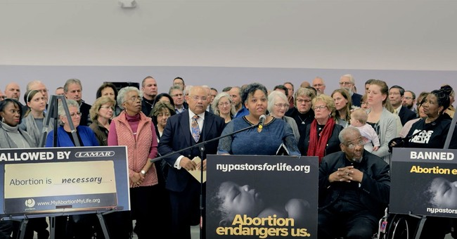 Billboard Companies Promote Abortion But Censor Pro-life Messaging in Black Community