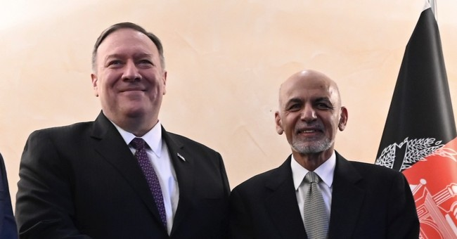 Afghan president hopeful a US-Taliban peace deal could come within days