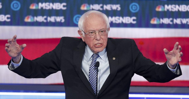 Bloomberg Delivers His Best Attack Line Against Bernie Sanders...And It Was Pretty Brutal