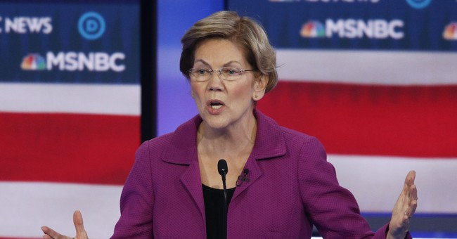 Elizabeth Warren's Dizzying Arguments on Abortion Illustrate Problem for Democrats