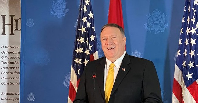 Mike Pompeo at CPAC: U.S. Is 'Greatest Nation In The History Of Civilization'