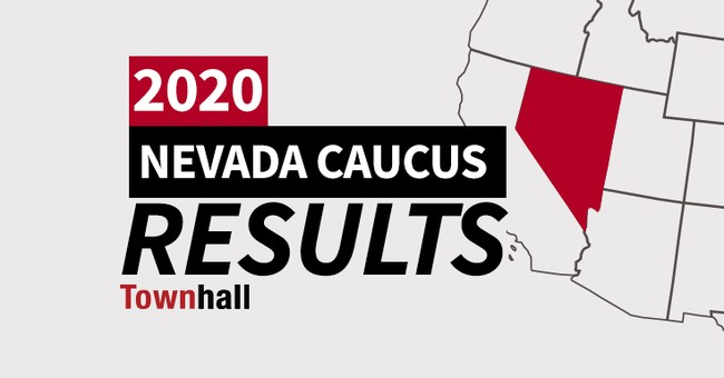 Nevada Caucus: The Results