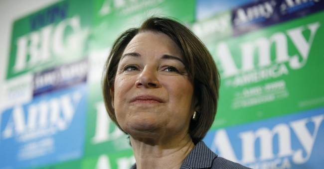 How Amy Klobuchar Is Tied to The Minneapolis Chaos Over George Floyd's Death...And It's Not Good