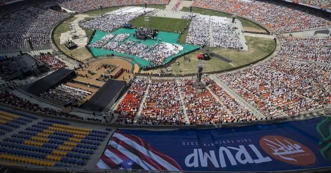 Big Crowd Events Are Economic Small Ball
