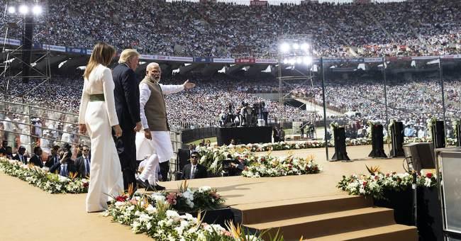 On India visit, Ivanka Trump dons an Anita Dongre sherwani