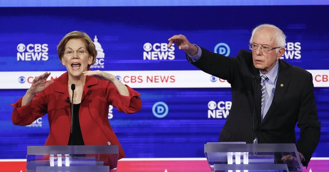 Debate Reaction: Elizabeth Warren's Strategy Becomes Crystal Clear