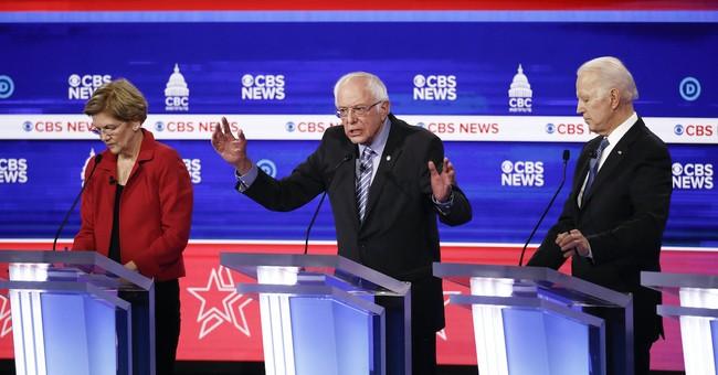 CBS Poll: Viewers Unimpressed by Democratic Debate Performance