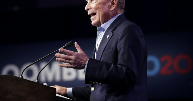 Bloomberg's Insane Bid To Shape Florida's Elections