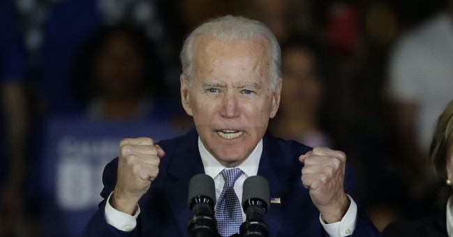 Biden Appears to Forget Which Office He's Running For During Victory Speech