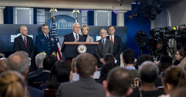 Reporter Who Works For Chinese Gov't-Controlled Media Denied Access to WH Briefing Because He Had Fever