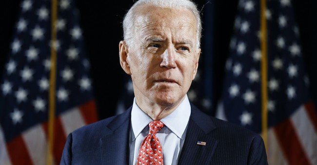Gropey Joe Thinks He's an Expert On What Minorities Should Think