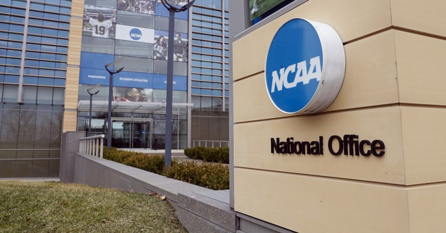 A Red-State Agreement Can Break the NCAA's Woke Monopoly