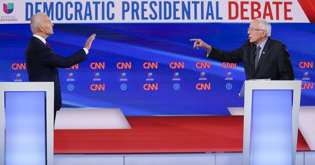 Watch: Biden Says He Wants Bernie to Play a Role in General Election Campaign