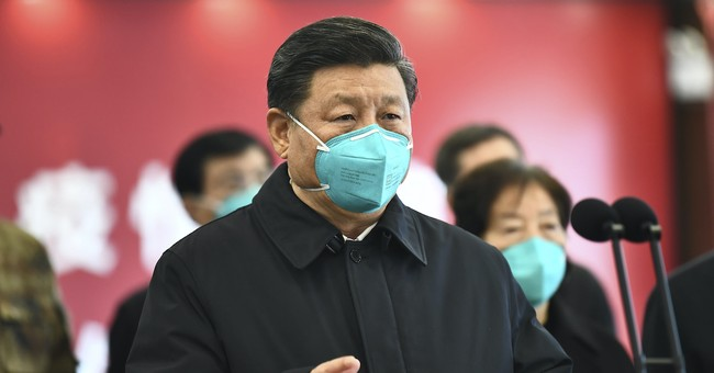 Beijing Hits Back After Trump Tweets About 'The Chinese Virus'
