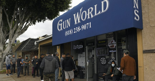 Uh-Oh: COVID Cases Now Causing More Delays For Gun Buyers