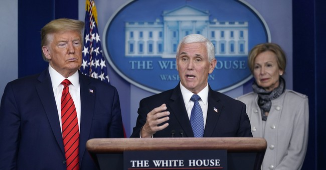 Vice President Mike Pence and Second Lady Karen Pence Will Be Tested for Wuhan Coronavirus