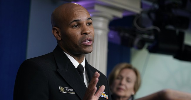 The Surgeon General Delivers a Sobering Message: 'I Want America to Understand - This Week, It's Going to Get Bad'