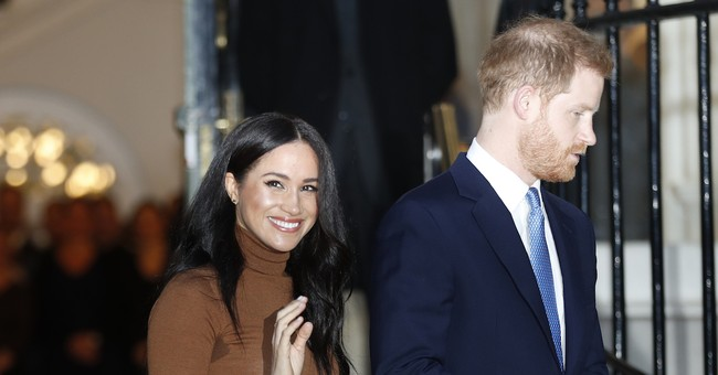 The No Longer Royal Harry and Meghan Want United Kingdom to Address Colonialism