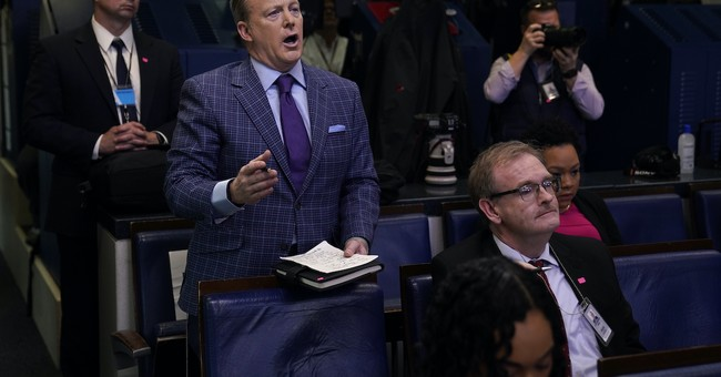 Leftist Double Standard Over Spicer's White House Return