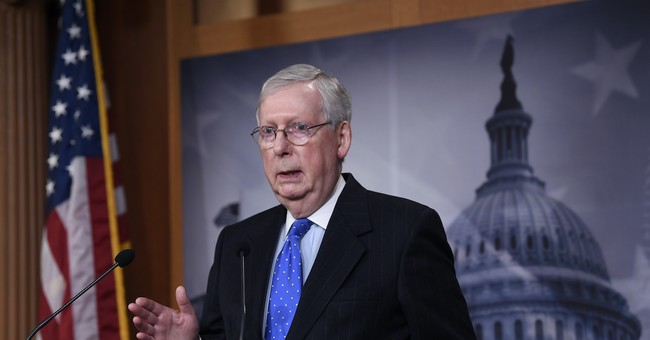 Grim Reaper Mitch to Pelosi: I'm Going to Kill Your Stimulus Plan