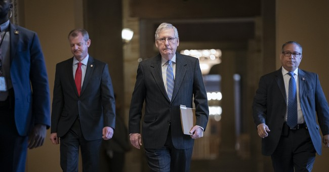 Game Over, Democrats: McConnell was the Grim Reaper to Pelosi's Wuhan Pork Bill