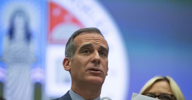 LA Mayor Suggests City Is Less Than A Week Away From Reaching NYC Coronavirus Levels