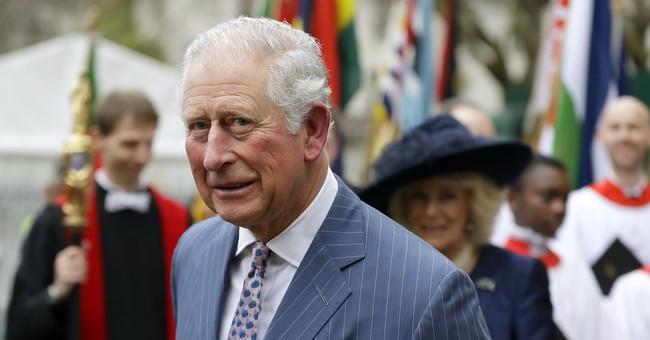 Prince Charles Has Tested Positive For Wuhan Coronavirus