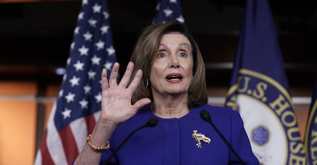 Paycheck Protection Program Helping Americans and Small Businesses but, Once Again, Pelosi Trying to Hold up Americans