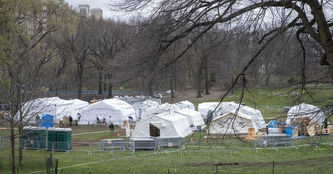 Why an Army Field Hospital Set Up To Alleviate a Wuhan Coronavirus Surge Is Closing Up Shop in Seattle