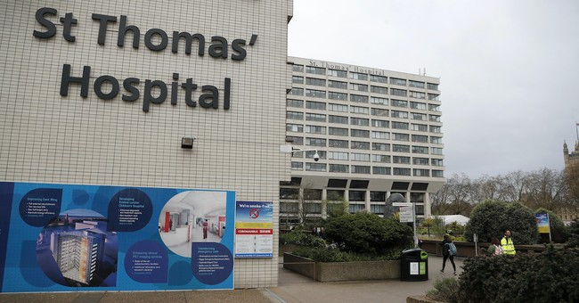 Boris Johnson Moved Out of ICU