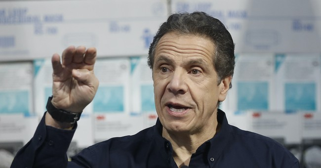 Media Isn't Going to Like What Cuomo Has to Say About Results With Hydroxychloroquine