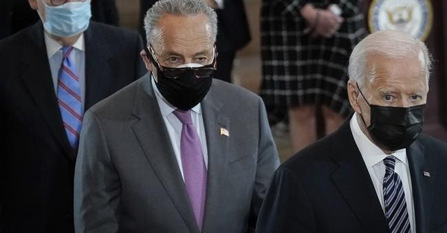 Democrats Scheme to Make Immigration Legislation Part of Infrastructure Bill