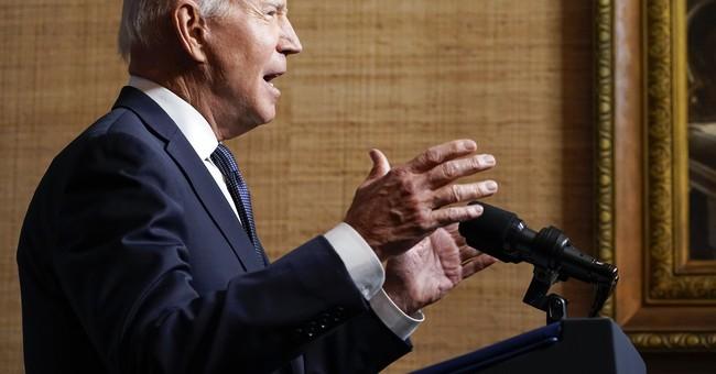 Markets Hit Their Stride, And Biden Trips Them