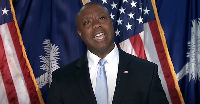 Michael Goodwin: Tim Scott Won the 'Racism' Debate — 'Here's What Biden, Dems Can Learn'