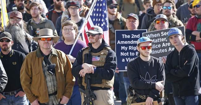 D.C. Riot Latest Excuse To Rewrite Second Amendment History