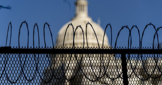 First Came Word Guard Might Be Staying In D.C. For Much Longer, Now There's Word on the Barbed Wire Fencing