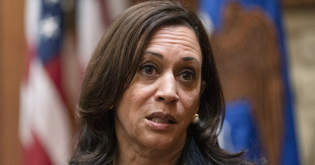 Let's Face It: Kamala Harris Just Isn't Very Good At This